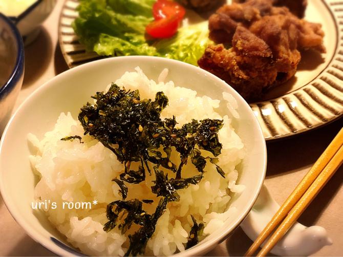 【常備食材リレー】わが家のテーブルに欠かせない食材はこちらーヽ(´▽`)/_a0341288_23145185.jpg