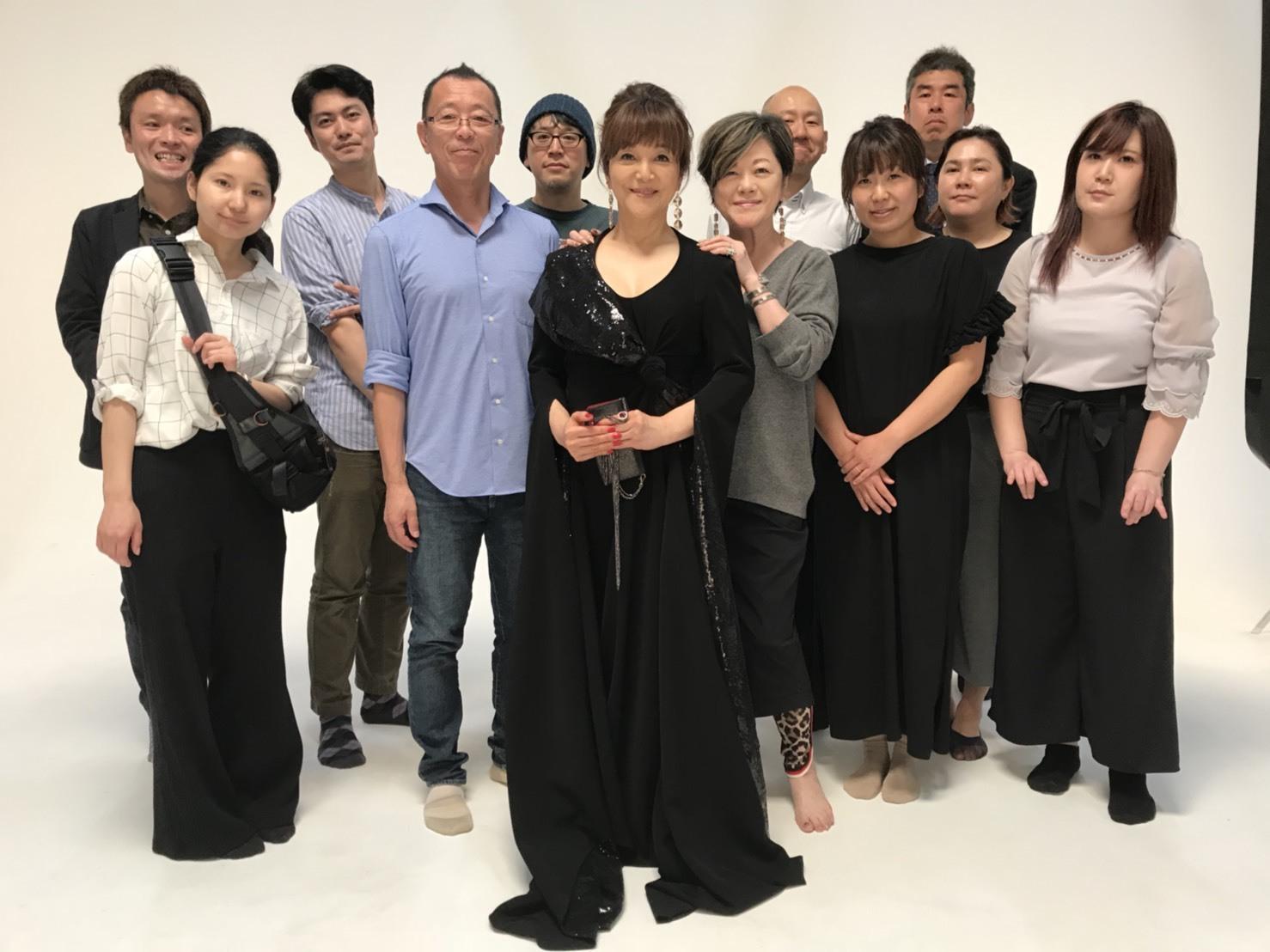 最高の歌姫 岩崎宏美姫と楽しいお仕事♪_d0339889_22080292.jpg