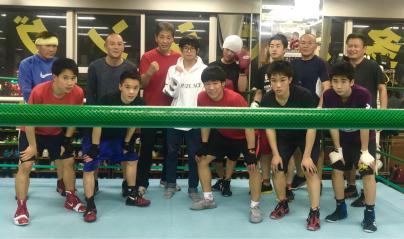 関東大会ボクシング勝つのだ〜_a0134296_07592476.jpg