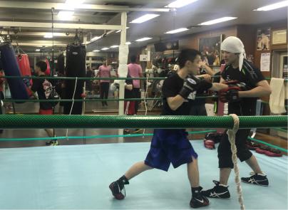 関東大会ボクシング勝つのだ〜_a0134296_07594239.jpg