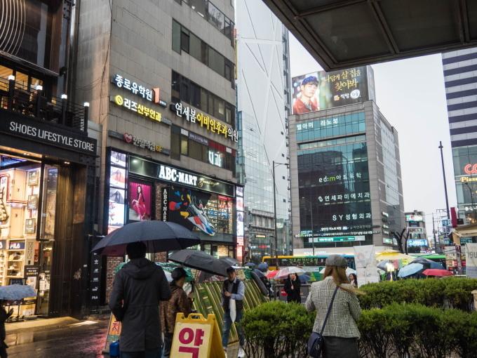 平成最後の海外旅行はデルタのマイルを使ってソウルへ(2)_f0276498_00110884.jpg