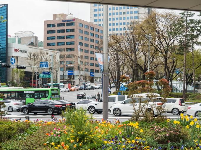 平成最後の海外旅行はデルタのマイルを使ってソウルへ(3)_f0276498_16154067.jpg
