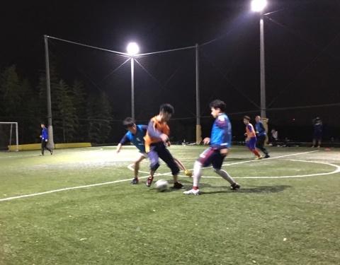 UNO 4/23(火) at UNOフットボールファーム_a0059812_00260197.jpg