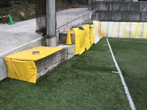 UNO 4/23(火) at UNOフットボールファーム_a0059812_00340017.jpg