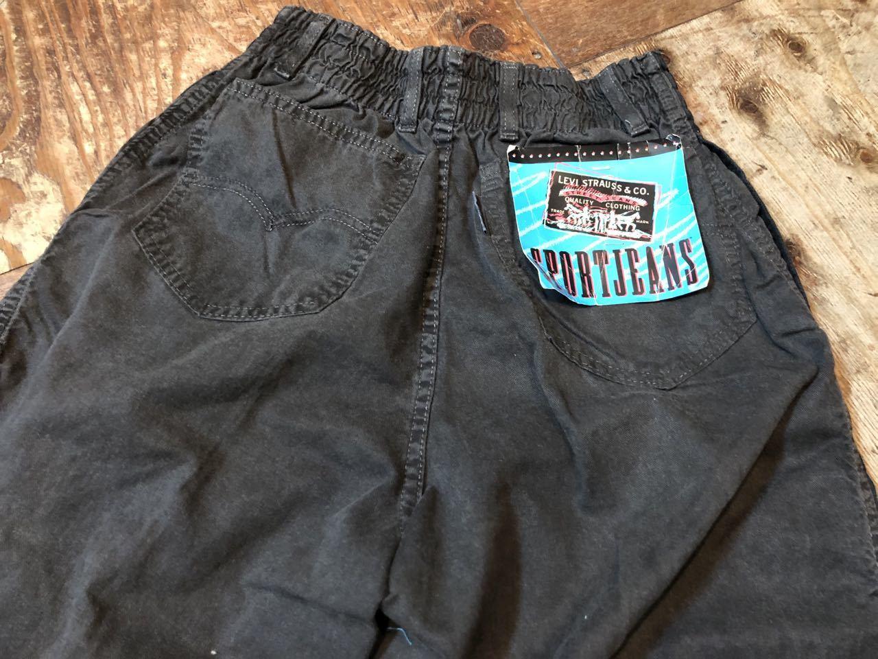 4月27日(土)入荷!デッドストック MADE IN U.S.A 80s~Levi\'s Sports Jeans_c0144020_13541172.jpg