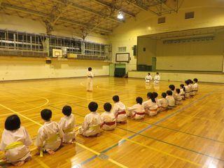 発寒教室 春期昇級審査会_c0118332_20464194.jpg