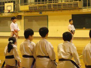 発寒教室 春期昇級審査会_c0118332_20464692.jpg