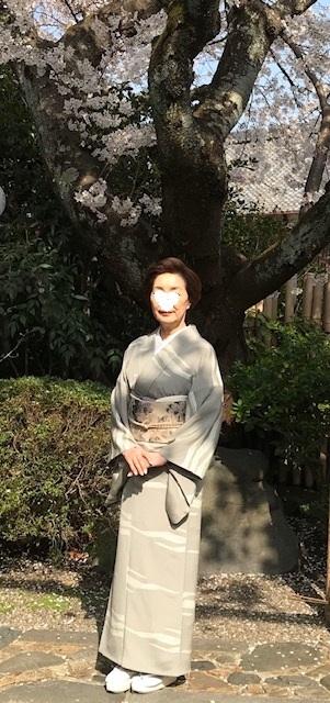 北野をどり最終・螺鈿兎帯・桜の簪・連休の営業。_f0181251_17230007.jpg