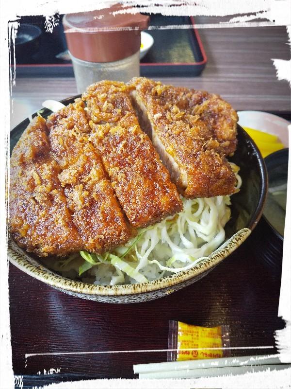 駒ヶ根市『某中華屋』さん:ソースカツ丼_a0083760_20334447.jpg