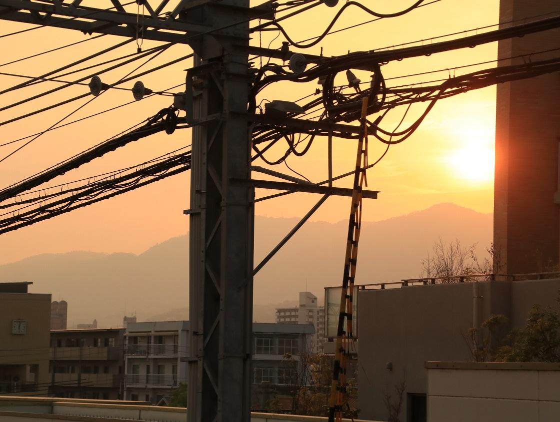 阪神青木駅にて!_d0202264_4234350.jpg