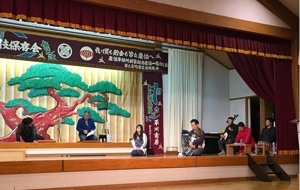 宮崎情報3 TV出演と大人歌舞伎_b0019674_22404370.jpg