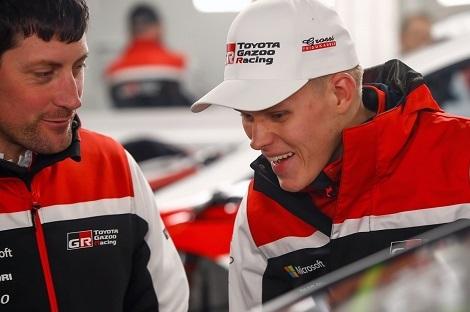 大堀、錦織ベスト8、WRC第5戦はじまる、日本ハムはサヨナラ勝ち_d0183174_09464664.jpg