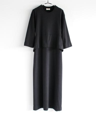 THE HINOKI 7/10スリーブ ベルテッドドレス (PRODUCTS FOR US)_b0139281_18463752.jpg