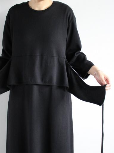 THE HINOKI 7/10スリーブ ベルテッドドレス (PRODUCTS FOR US)_b0139281_18465059.jpg