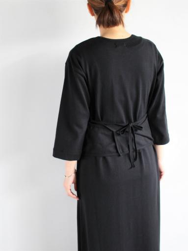 THE HINOKI 7/10スリーブ ベルテッドドレス (PRODUCTS FOR US)_b0139281_18473145.jpg
