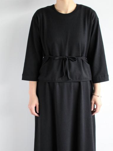 THE HINOKI 7/10スリーブ ベルテッドドレス (PRODUCTS FOR US)_b0139281_1847619.jpg