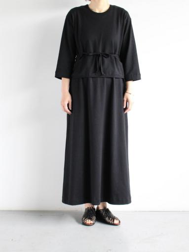 THE HINOKI 7/10スリーブ ベルテッドドレス (PRODUCTS FOR US)_b0139281_18481151.jpg