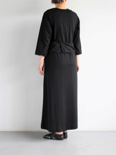 THE HINOKI 7/10スリーブ ベルテッドドレス (PRODUCTS FOR US)_b0139281_18481956.jpg