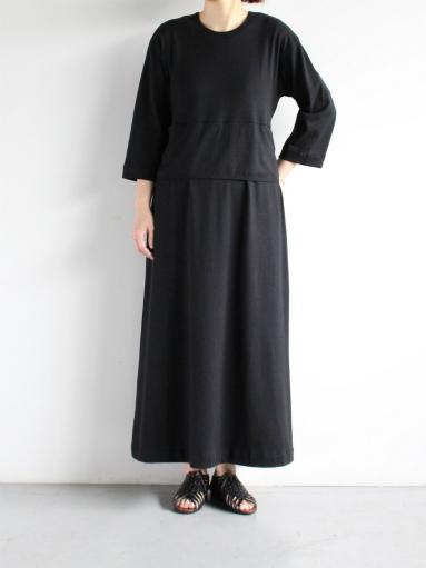 THE HINOKI 7/10スリーブ ベルテッドドレス (PRODUCTS FOR US)_b0139281_18482839.jpg