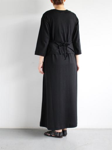 THE HINOKI 7/10スリーブ ベルテッドドレス (PRODUCTS FOR US)_b0139281_18483497.jpg
