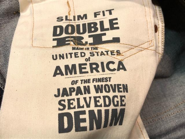 4月27日(土)マグネッツ大阪店スーペリア入荷!! #8 DenimPants & LeatherShoes編! Levi\'s & Lee,RRL!!_c0078587_14221498.jpg