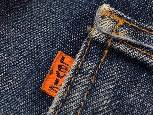 4月27日(土)マグネッツ大阪店スーペリア入荷!! #8 DenimPants & LeatherShoes編! Levi\'s & Lee,RRL!!_c0078587_1502396.jpg