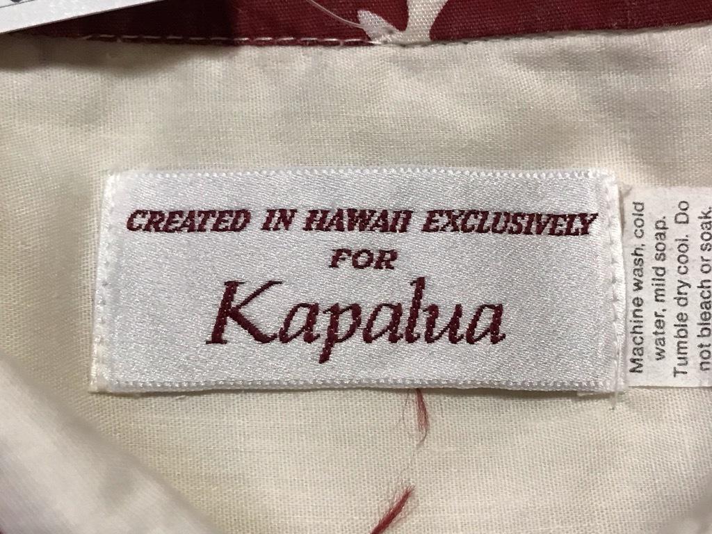 マグネッツ神戸店4/27(土)Superior入荷! #6 Hawaiian Shirt!!!_c0078587_16080581.jpg