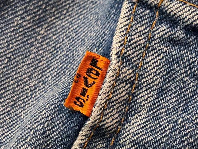 4月27日(土)マグネッツ大阪店スーペリア入荷!! #8 DenimPants & LeatherShoes編! Levi\'s & Lee,RRL!!_c0078587_17202544.jpg