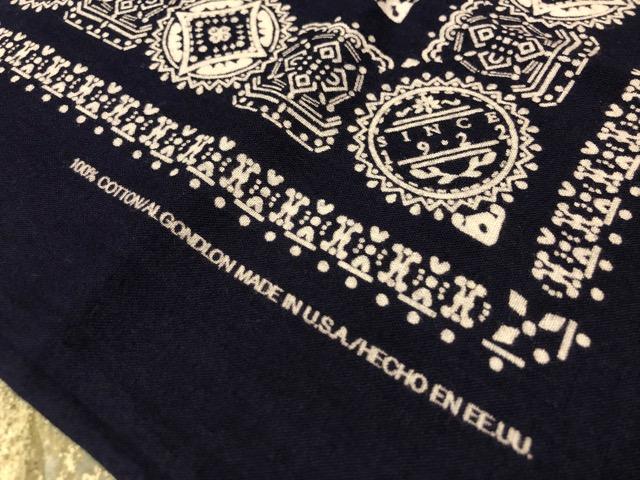 4月27日(土)マグネッツ大阪店スーペリア入荷!! #7 U.S.Made Bandana編!!_c0078587_17411979.jpg