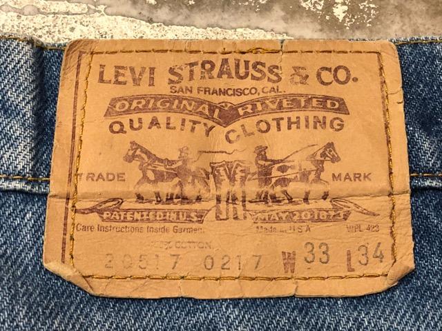 4月27日(土)マグネッツ大阪店スーペリア入荷!! #8 DenimPants & LeatherShoes編! Levi\'s & Lee,RRL!!_c0078587_1792021.jpg