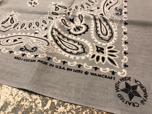 4月27日(土)マグネッツ大阪店スーペリア入荷!! #7 U.S.Made Bandana編!!_c0078587_1811162.jpg