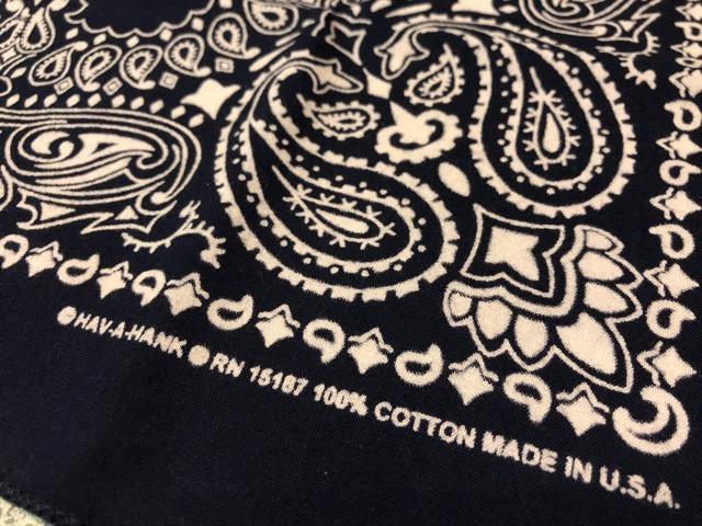 4月27日(土)マグネッツ大阪店スーペリア入荷!! #7 U.S.Made Bandana編!!_c0078587_19313659.jpg