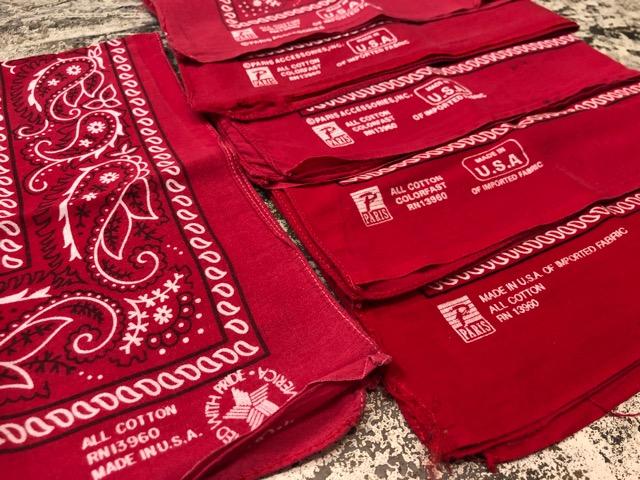 4月27日(土)マグネッツ大阪店スーペリア入荷!! #7 U.S.Made Bandana編!!_c0078587_1932491.jpg