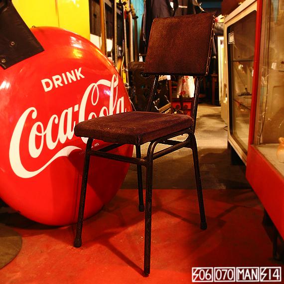1960s Vintage 鉄脚 パイプ椅子_e0243096_10221556.jpg