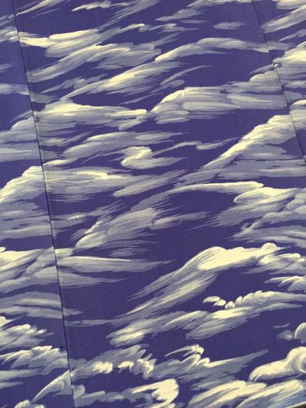 4/29より!原宿「おさんぽきもの」皆川月華デザイン燕に波と桜刺繍帯×波着物♪販売商品6_c0321302_00014167.jpg