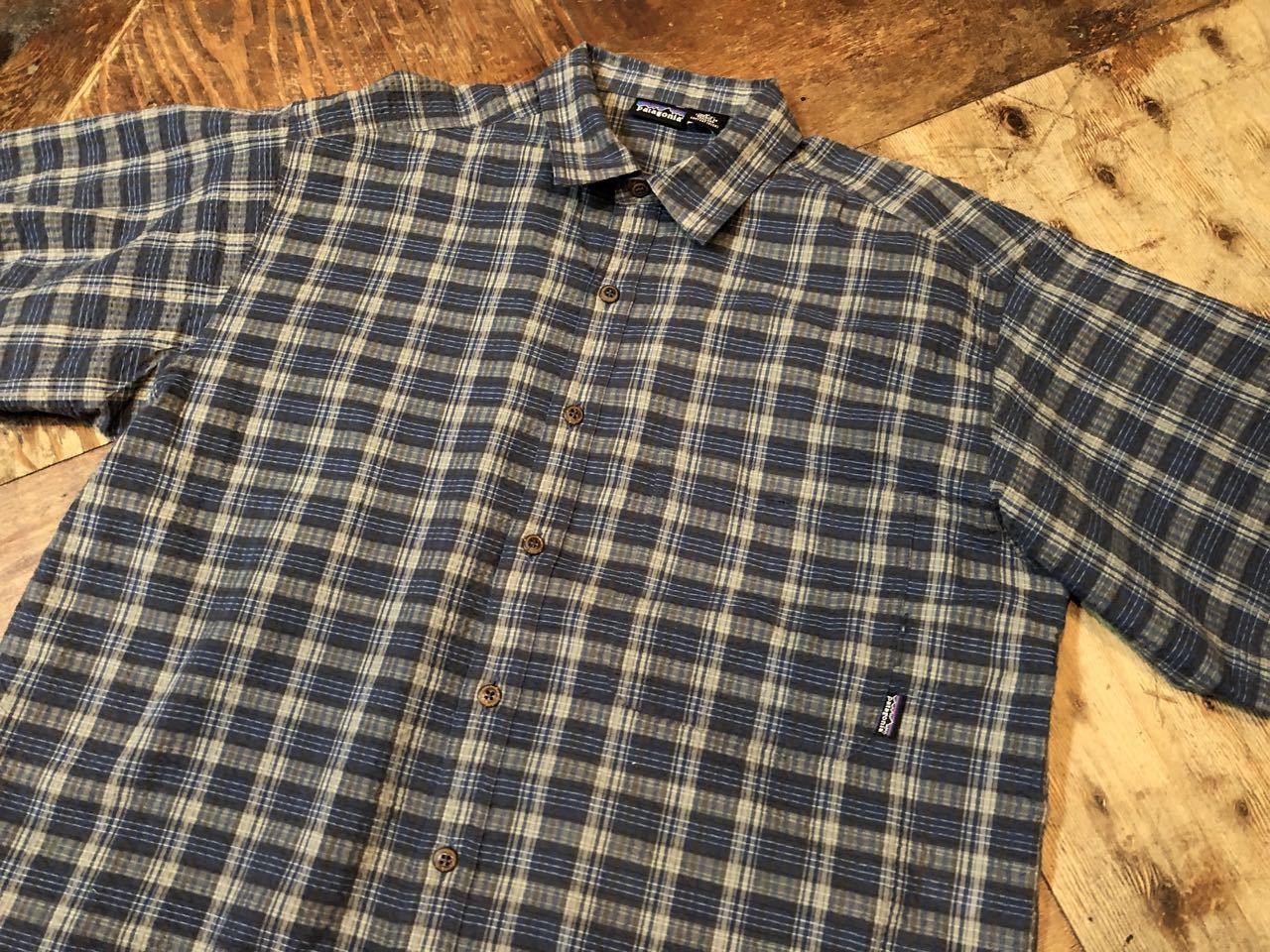 4月28日(日)入荷!90s〜PATAGONIA パタゴニア サッカーシャツ!_c0144020_20053874.jpg