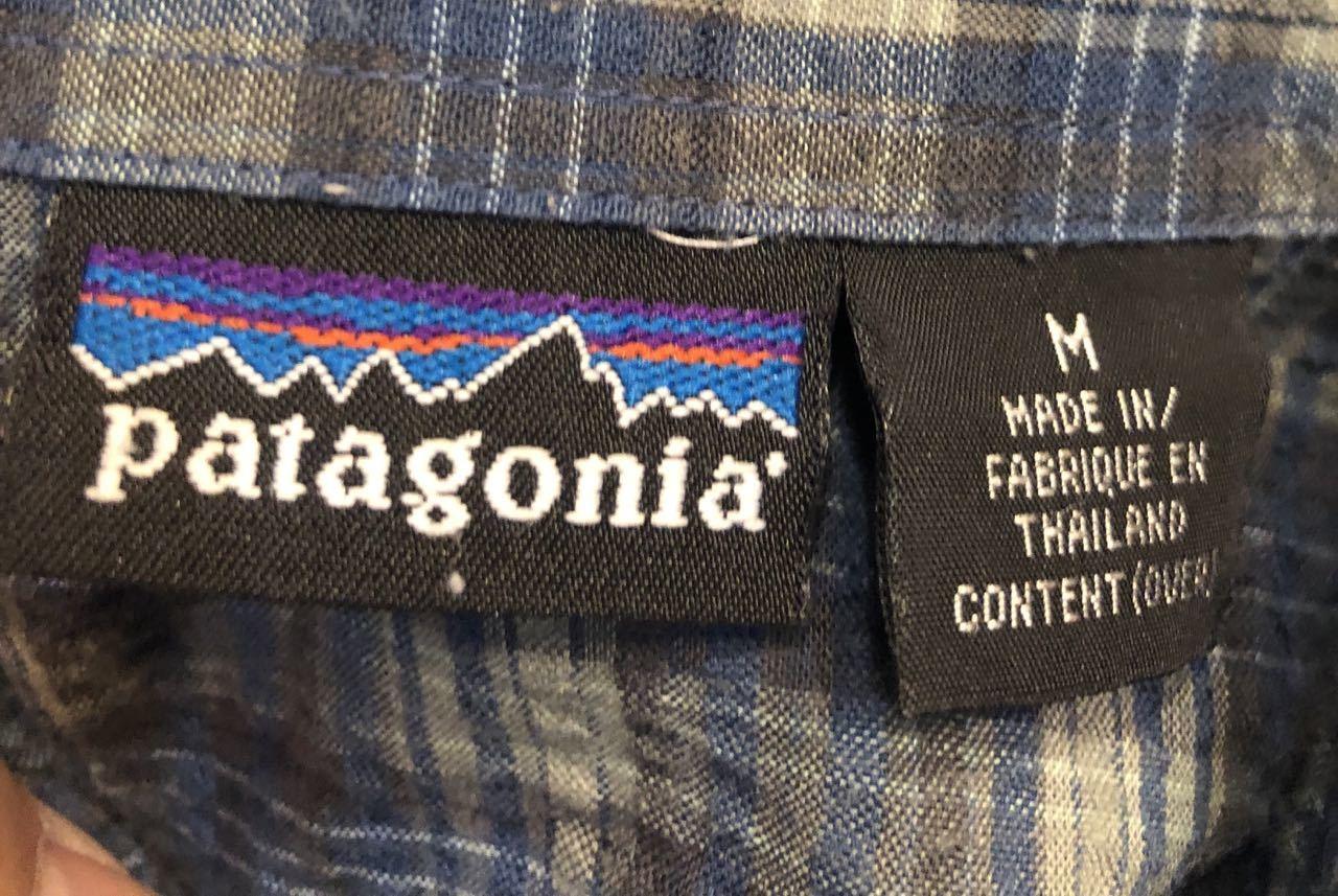 4月28日(日)入荷!90s〜PATAGONIA パタゴニア サッカーシャツ!_c0144020_20064632.jpg