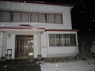 予報通り、雪になりました_b0405523_12381209.jpg