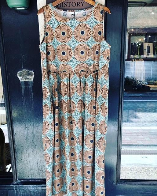 Le Glazik  sleeveless dress_a0222424_21032715.jpg