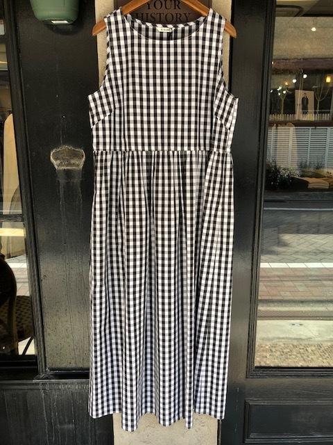 Le Glazik  sleeveless dress_a0222424_21034712.jpg