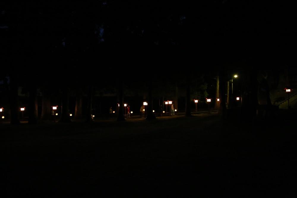 一灯で聞く遠野昔話_c0111229_20345543.jpg