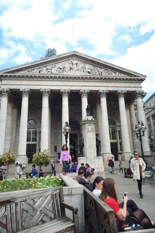 ロンドン王立取引所の今が素敵!_f0380234_02423993.jpg
