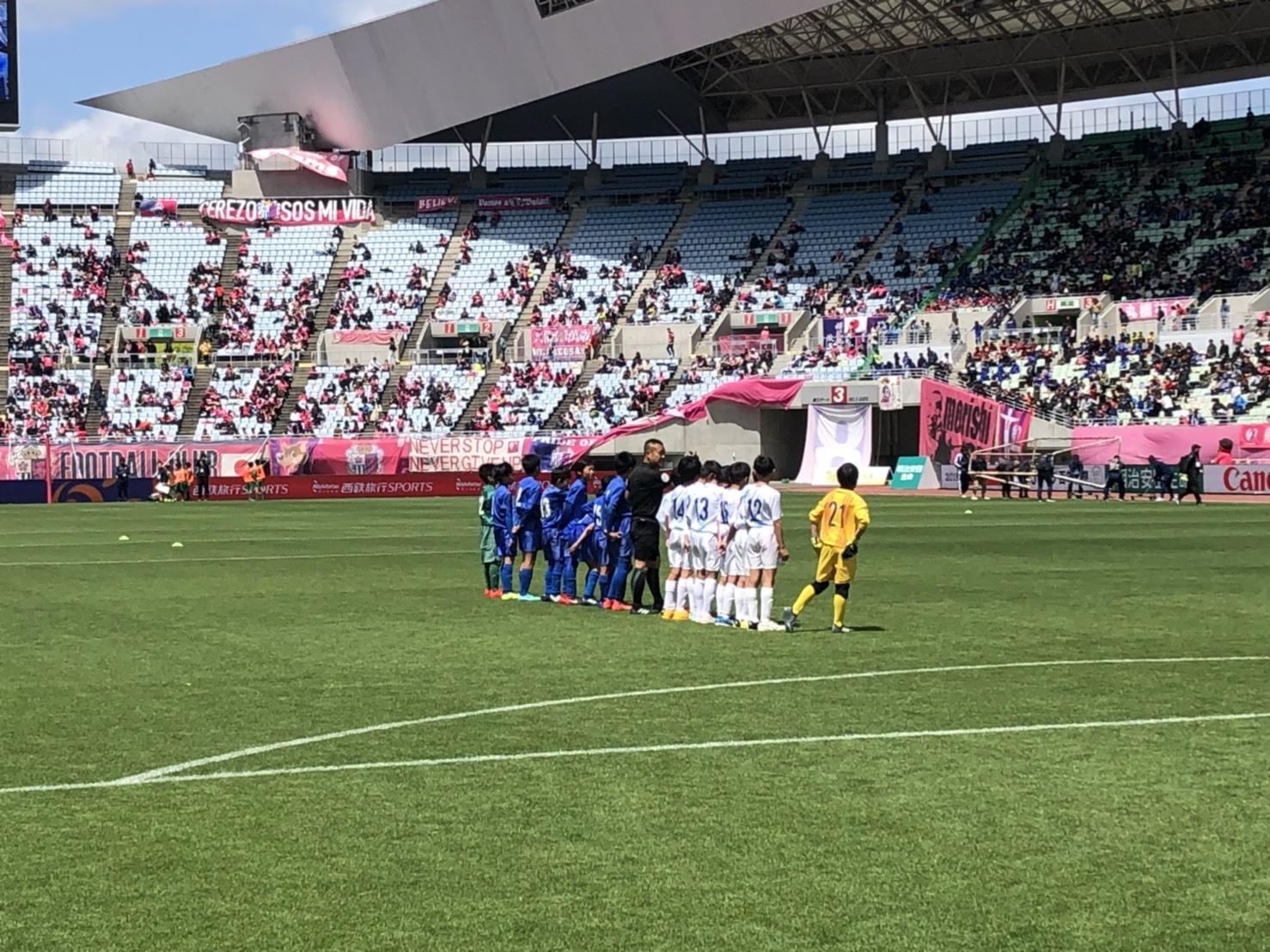 U12ライフカップ前座試合_f0138335_16340848.jpeg