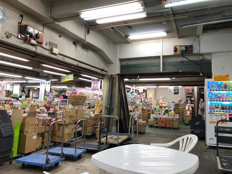 大東京綜合卸売センターで名物ねぎとろ丼_a0359239_12084314.jpg