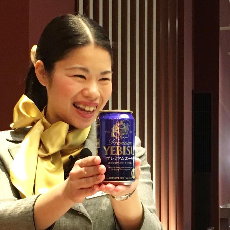 ヱビスビール記念館の試飲ツアーに参加_c0060143_09575897.jpg