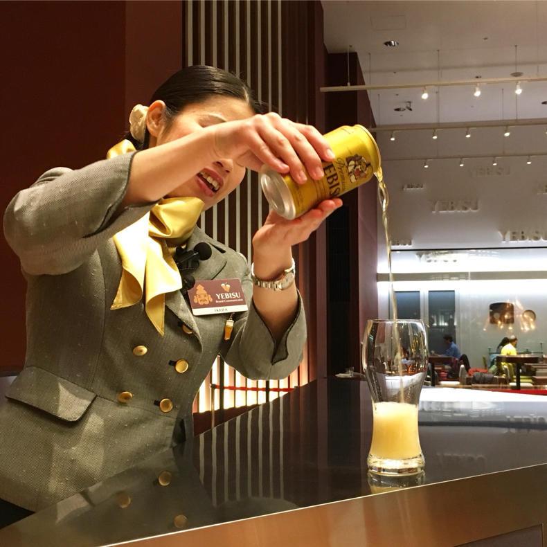 ヱビスビール記念館の試飲ツアーに参加_c0060143_09585768.jpg