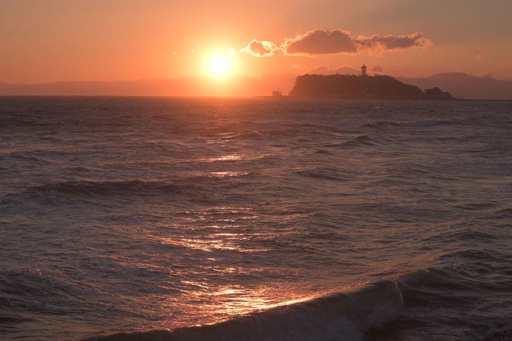 使用記〜StarsPhoto、初めて鎌倉七里ガ浜で使う_b0400557_15472613.jpg