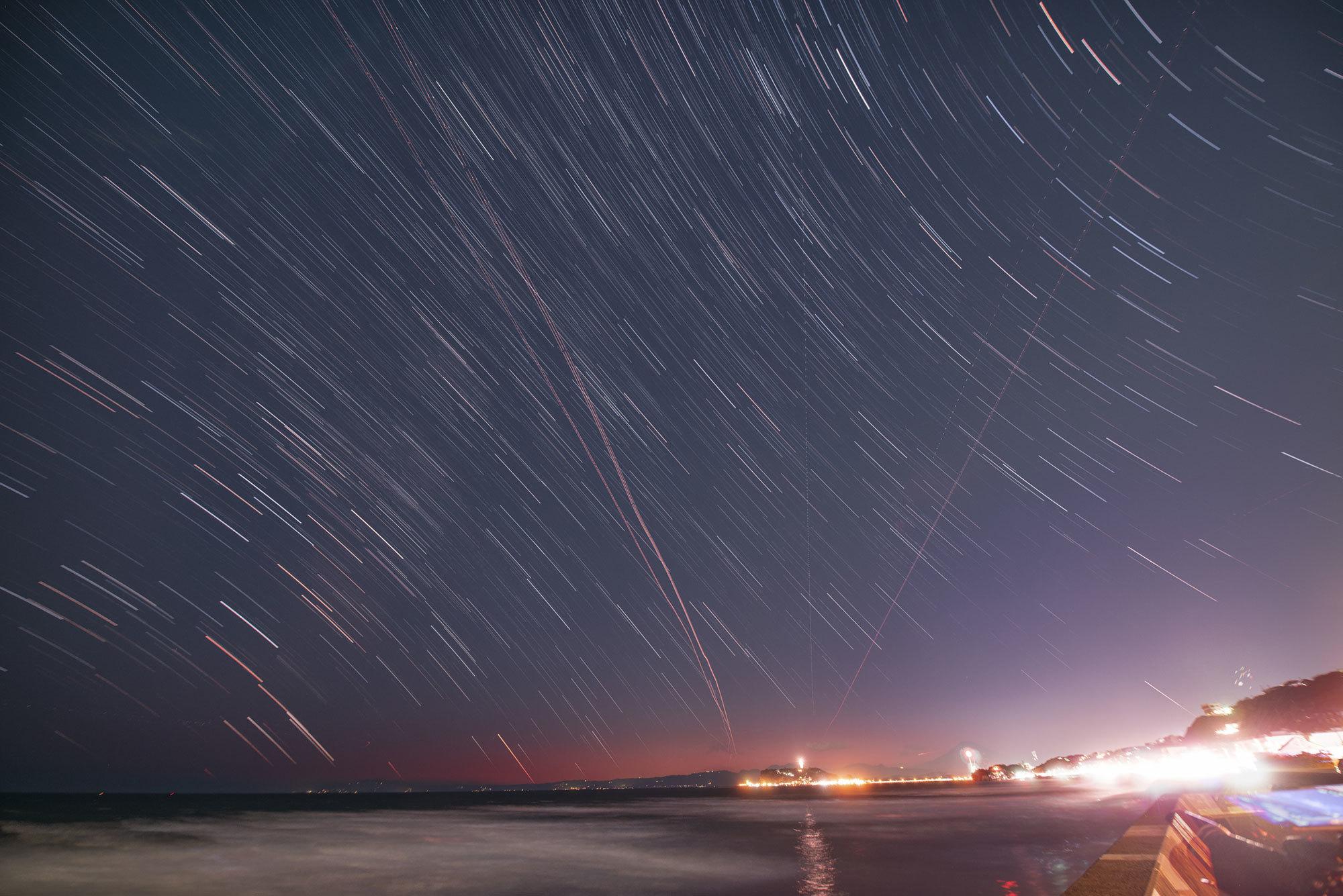 使用記〜StarsPhoto、初めて鎌倉七里ガ浜で使う_b0400557_15472734.jpg