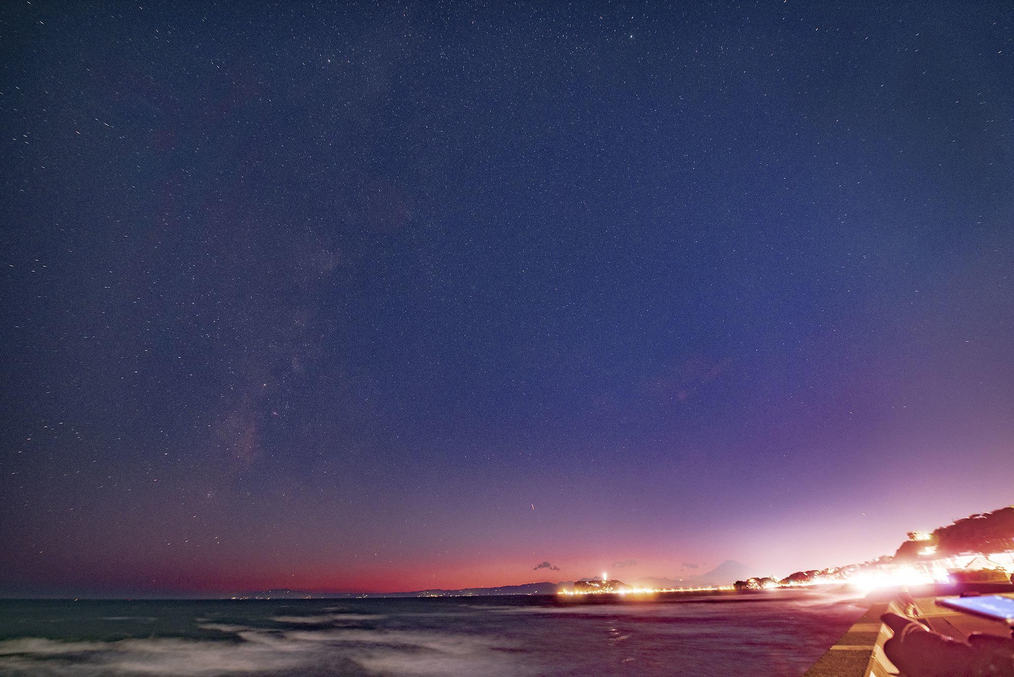 使用記〜StarsPhoto、初めて鎌倉七里ガ浜で使う_b0400557_15472754.jpg