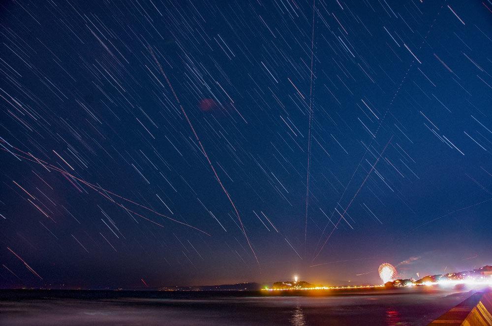 使用記〜StarsPhoto、初めて鎌倉七里ガ浜で使う_b0400557_15472762.jpg